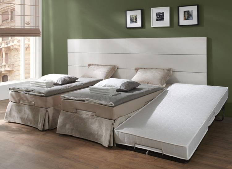 3 Osobowe Rozkładane łóżko Hotelowe Olaf Janpol Z Dostawką