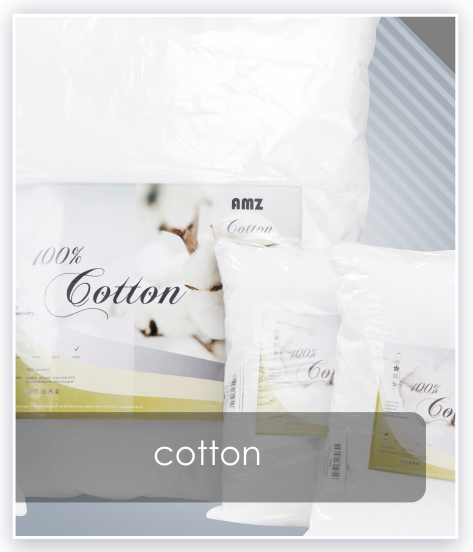 Poduszka Synthetic Cotton AMZ